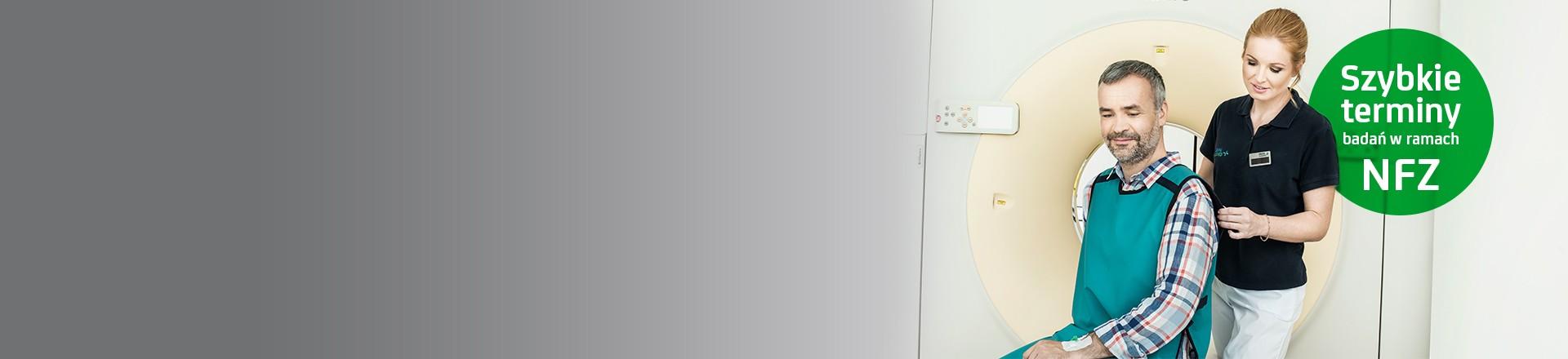 Tomografia komputerowa na NFZ